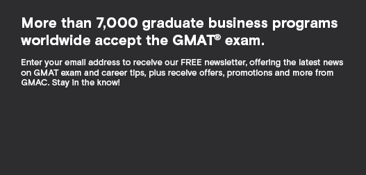 The Official GMAT Exam